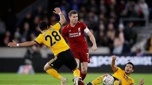 Wolves Singkirkan Liverpool