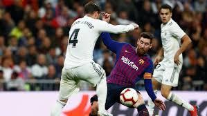 Barcelona Atasi Madrid 1-0