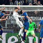 Hat-trick Ronaldo Bawa Juventus Lolos