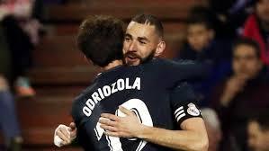Madrid Kalahkan Valladolid 4-1