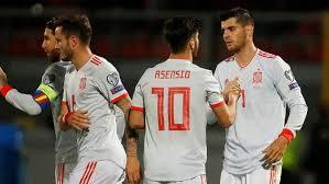 Spanyol Tundukkan Malta 2-0