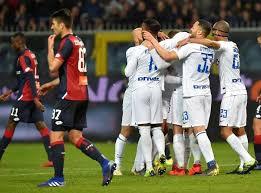 Inter Hajar Genoa 4-0