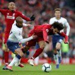 Liverpool Kalahkan Spurs 2-1