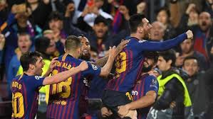 Barcelona Libas Liverpool 3-0