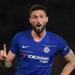 Chelsea Tambah Kontrak Giroud