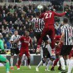 Liverpool Tundukkan Newcastle 3-2