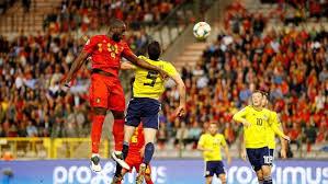 Belgia Libas Skotlandia 3-0