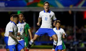 Brasil Kalahkan Bolivia 3-0