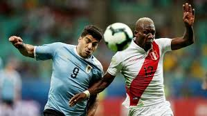 Peru Depak Uruguay
