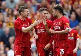Liverpool Kalahkan Bradford 3-1