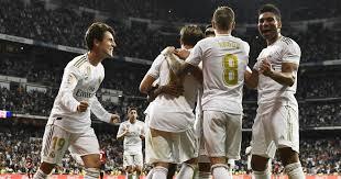 Madrid Taklukkan Osasuna 2-0