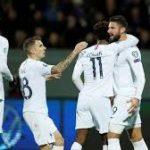 Gol Tunggal Giroud Menangkan Prancis