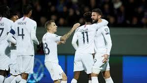 Prancis Tundukkan Islandia 1-0
