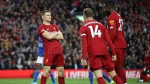 Liverpool Taklukkan Leicester 2-1