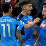 Napoli Tundukkan Salzburg 3-2