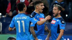 Napoli Kalahkan Salzburg 3-2