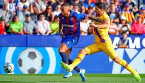 Barcelona Kalah Dari Levante