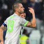 Bonucci Tambah Kontrak di Juventus