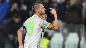 Juventus Perpanjang Kontrak Bonucci