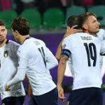 Italia Bantai Armenia 9-1