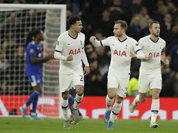 Spurs Tundukkan Olympiakos 4-2