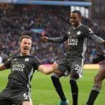 Leicester Libas Aston Villa 4-1