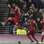 Gol Tunggal Firmino Menangkan Liverpool