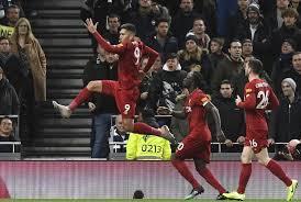 Liverpool Kalahkan Tottenham Hotspur 1-0