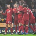Liverpool Kalahkan Wolves 2-1