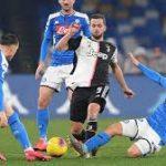Napoli Kalahkan Juventus 2-1