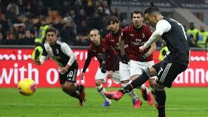 Milan 1-1 Juventus