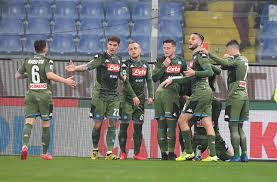 Napoli Kalahkan Sampdoria 4-2