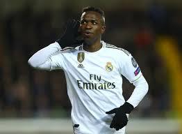 Vinicius Bahagia di Madrid