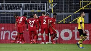 Bayern Tundukkan Dortmund 1-0