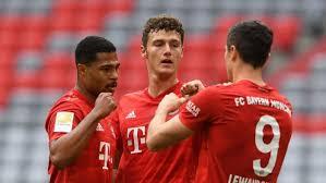 Bayern Hajar Duesseldorf 5-0