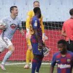 Barcelona Diimbangi Celta 2-2