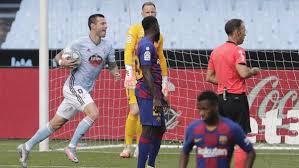 Barcelona Ditahan Celta 2-2