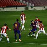 Gol Rakitic Antar Barcelona Kalahkan Bilbao