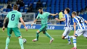 Madrid Kalahkan Sociedad 2-1