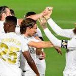 Madrid Kembali ke Puncak Klasemen La Liga