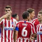 Atletico Madrid Hajar Real Mallorca 3-0