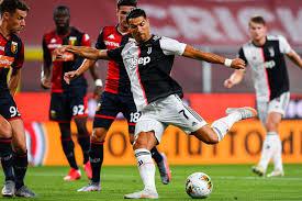 Juventus Tundukkan Genoa 3-1