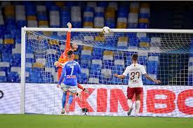 Napoli Atasi AS Roma 2-1