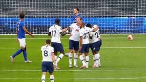 Spurs Kalahkan Everton 1-0