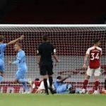 Arsenal Menang Tipis Atas West Ham