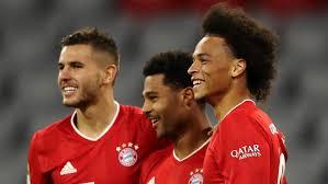 Bayern Hajar Schalke 8-0