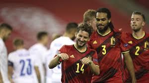 Belgia Hajar Islandia 5-1