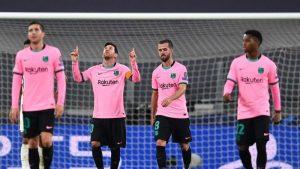 Barcelona Atasi Juventus 2-0