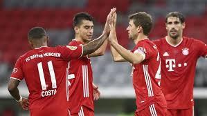 Bayern Hajar Duren 3-0