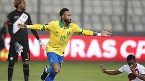 Brasil Kalahkan Peru 4-2
